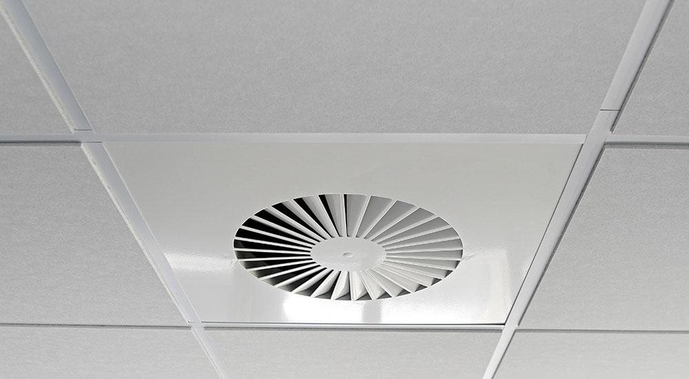 Ventilatie airco TerVeer techniek marum