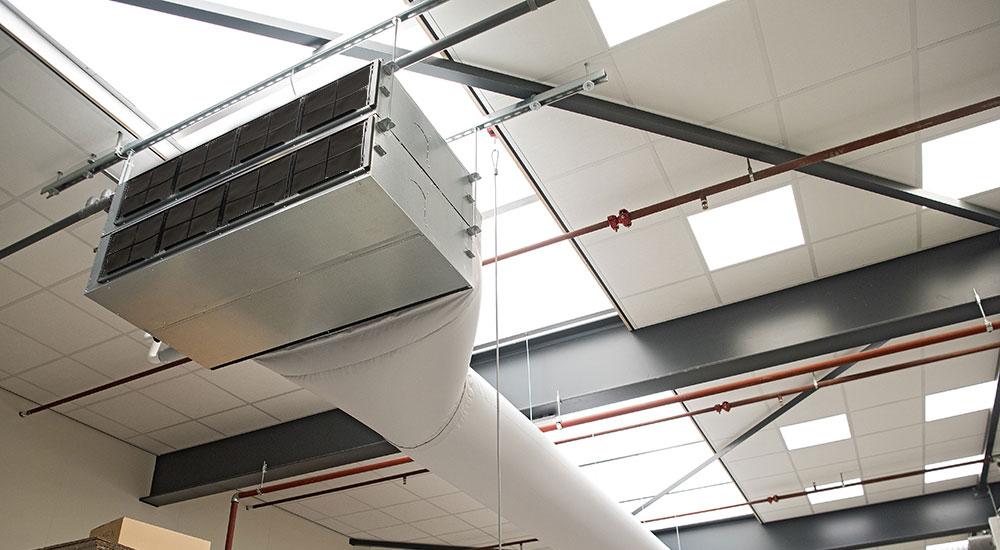 Airconditioning Ter Veer techniek Marum