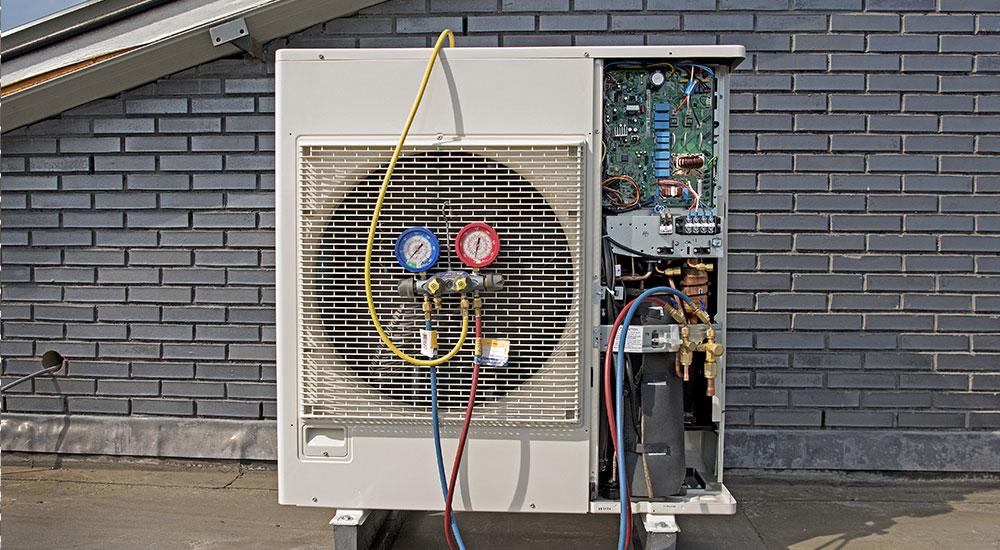 TerVeer Techniek Marum Warmtepomp